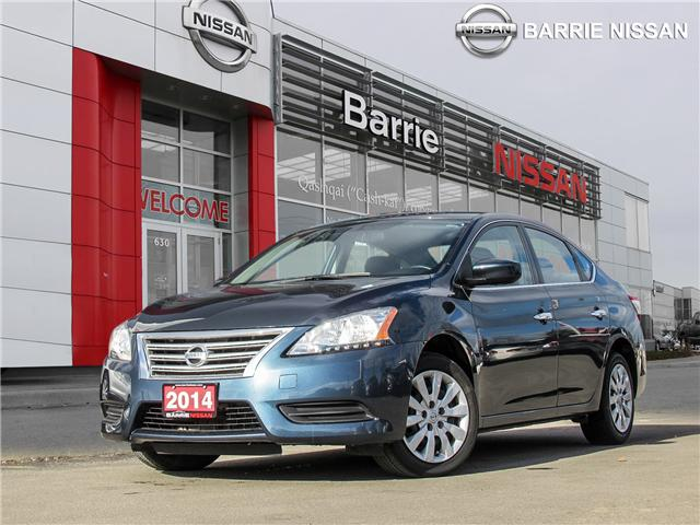 2014 Nissan Sentra 1.8 SV (Stk: 17751A) in Barrie - Image 1 of 23