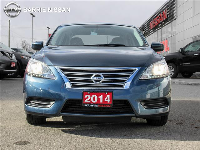 2014 Nissan Sentra 1.8 SV (Stk: 17751A) in Barrie - Image 2 of 23