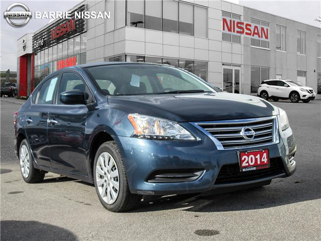 2014 Nissan Sentra 1.8 SV (Stk: 17751A) in Barrie - Image 3 of 23