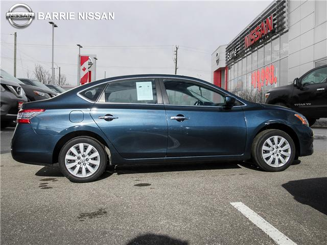 2014 Nissan Sentra 1.8 SV (Stk: 17751A) in Barrie - Image 4 of 23