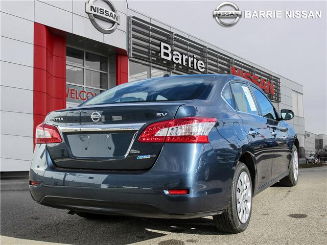 2014 Nissan Sentra 1.8 SV (Stk: 17751A) in Barrie - Image 5 of 23
