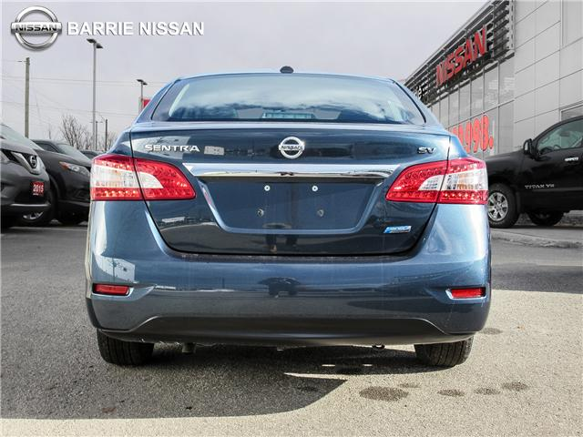 2014 Nissan Sentra 1.8 SV (Stk: 17751A) in Barrie - Image 6 of 23