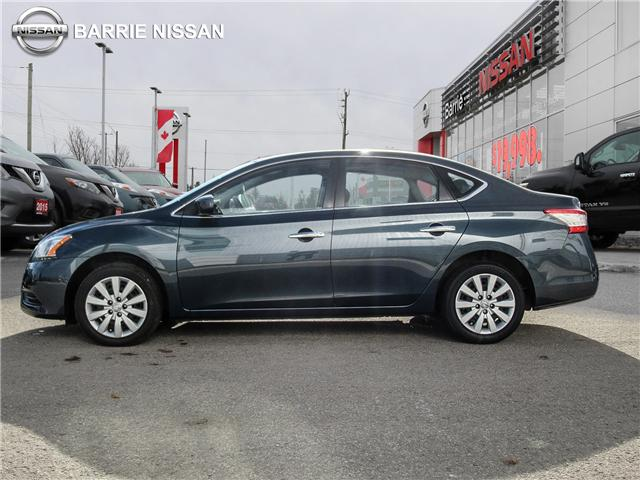 2014 Nissan Sentra 1.8 SV (Stk: 17751A) in Barrie - Image 8 of 23