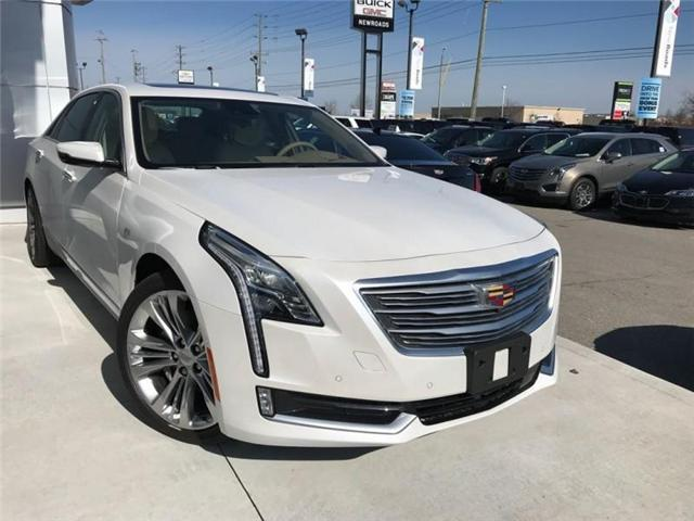2018 Cadillac CT6 3.0L Twin Turbo Platinum (Stk: U101001) in Newmarket - Image 1 of 20
