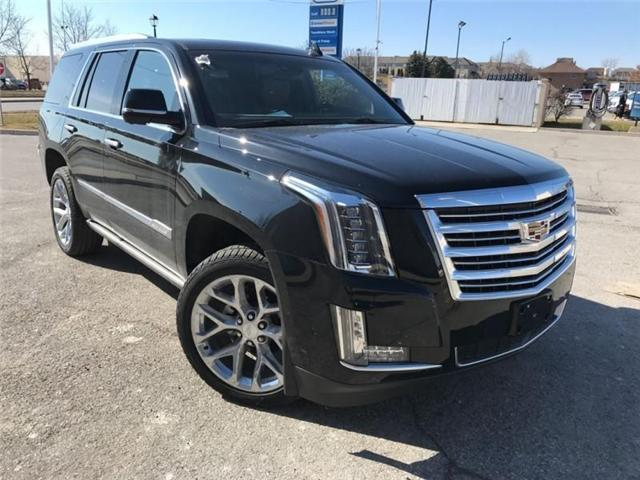 2018 Cadillac Escalade Platinum (Stk: R167635) in Newmarket - Image 1 of 21