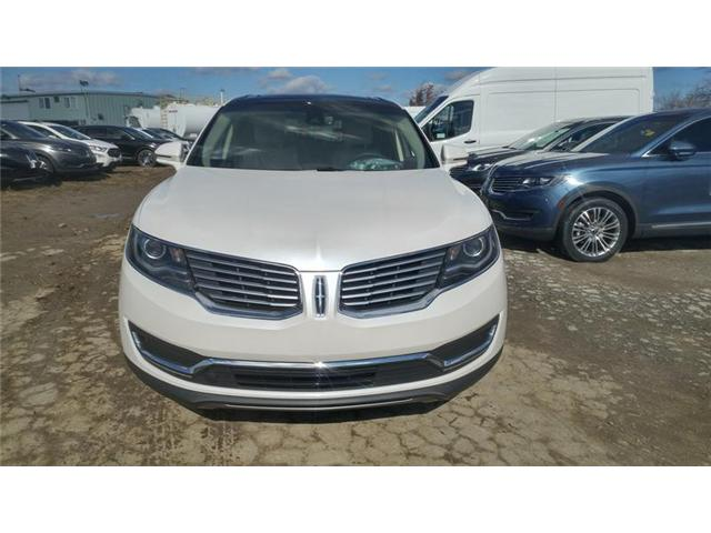 2018 Lincoln MKX Reserve (Stk: 18MX0913) in Unionville - Image 2 of 13