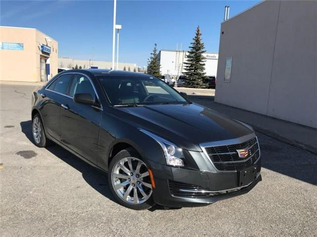 2018 Cadillac ATS 2.0L Turbo Base (Stk: 0108346) in Newmarket - Image 1 of 19