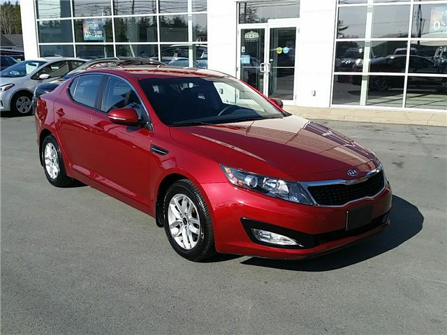2012 Kia Optima LX (Stk: 18083A) in Bridgewater - Image 1 of 22