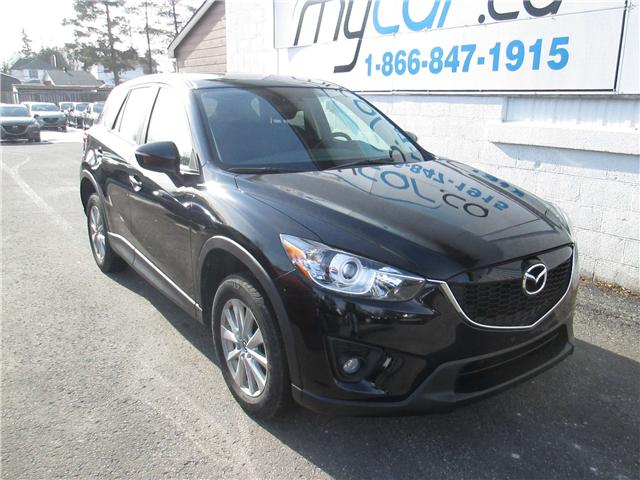 2015 Mazda CX-5 GS (Stk: 180212) in North Bay - Image 1 of 14
