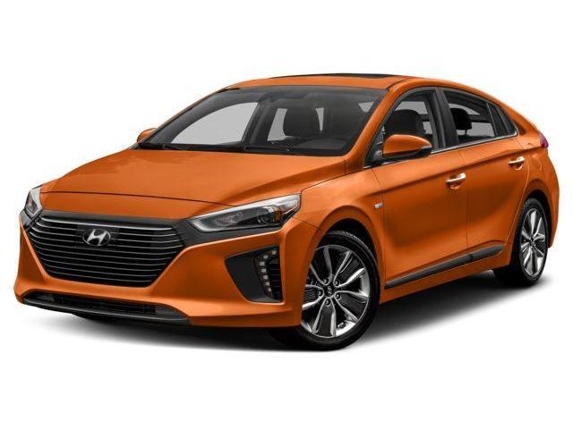 2018 Hyundai Ioniq Hybrid Limited (Stk: 18385) in Ajax - Image 1 of 9