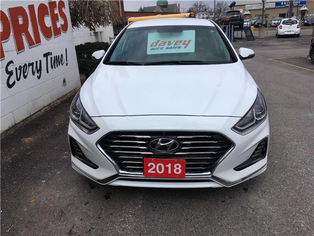 2018 Hyundai Sonata GL (Stk: 18-078) in Oshawa - Image 2 of 13