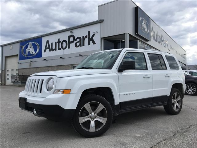 2016 Jeep Patriot Sport/North (Stk: 16-08735) in Barrie - Image 1 of 26