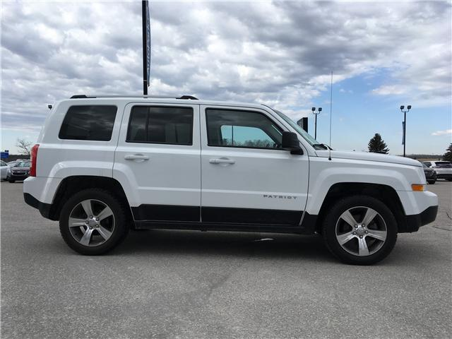 2016 Jeep Patriot Sport/North (Stk: 16-08735) in Barrie - Image 4 of 26