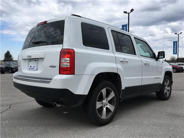 2016 Jeep Patriot Sport/North (Stk: 16-08735) in Barrie - Image 5 of 26