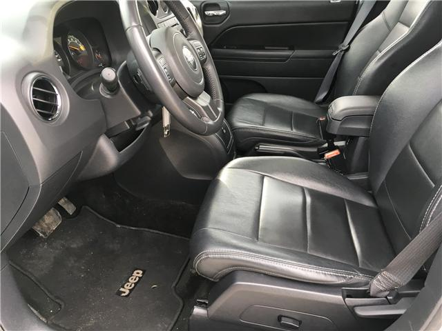 2016 Jeep Patriot Sport/North (Stk: 16-08735) in Barrie - Image 13 of 26