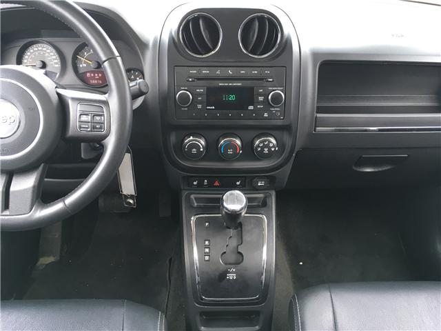 2016 Jeep Patriot Sport/North (Stk: 16-08735) in Barrie - Image 17 of 26