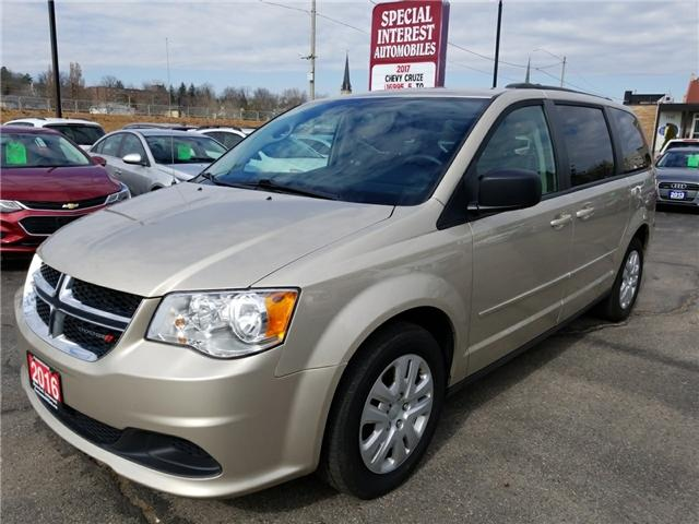 2016 Dodge Grand Caravan SE/SXT (Stk: 313573) in Cambridge - Image 1 of 21