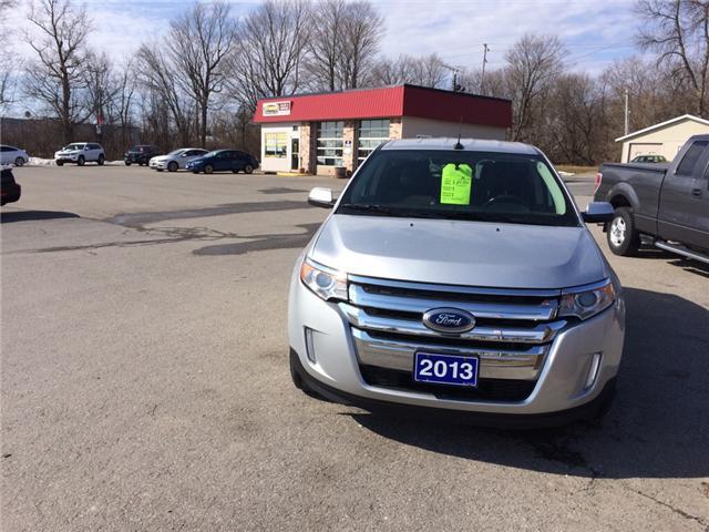 2013 Ford Edge Limited (Stk: svg11) in Morrisburg - Image 1 of 5