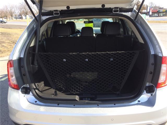 2013 Ford Edge Limited (Stk: svg11) in Morrisburg - Image 3 of 5