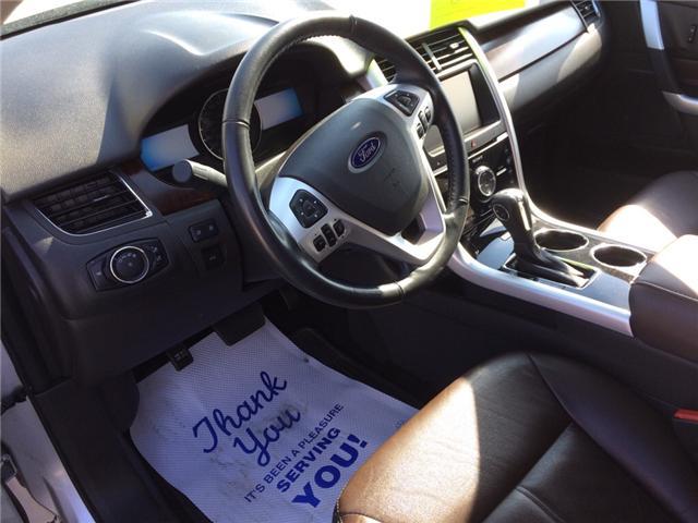 2013 Ford Edge Limited (Stk: svg11) in Morrisburg - Image 4 of 5