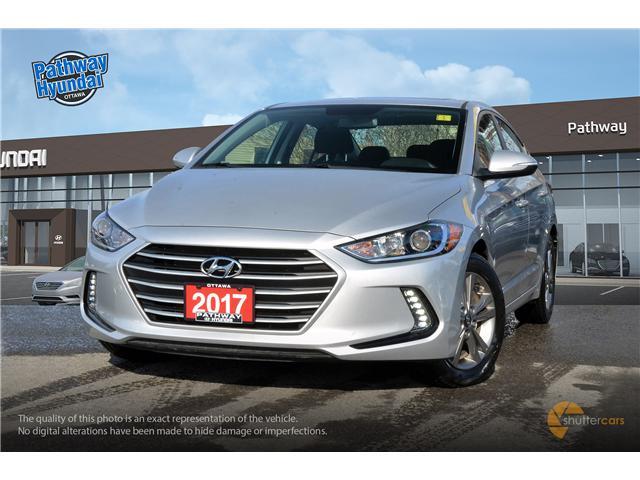 2018 Hyundai Elantra GL SE (Stk: R85119) in Ottawa - Image 1 of 20