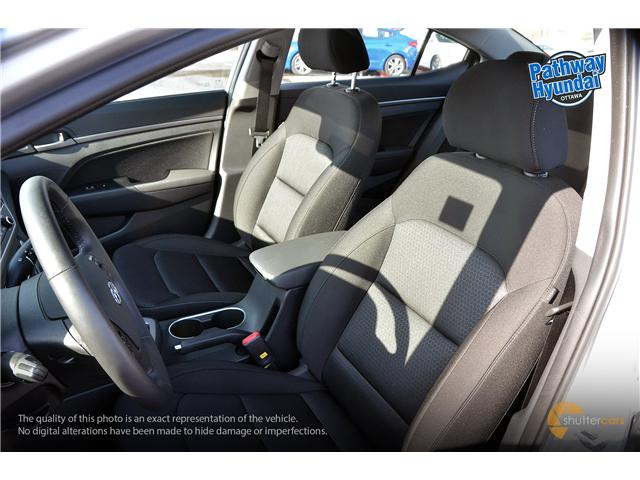 2018 Hyundai Elantra GL SE (Stk: R85119) in Ottawa - Image 9 of 20