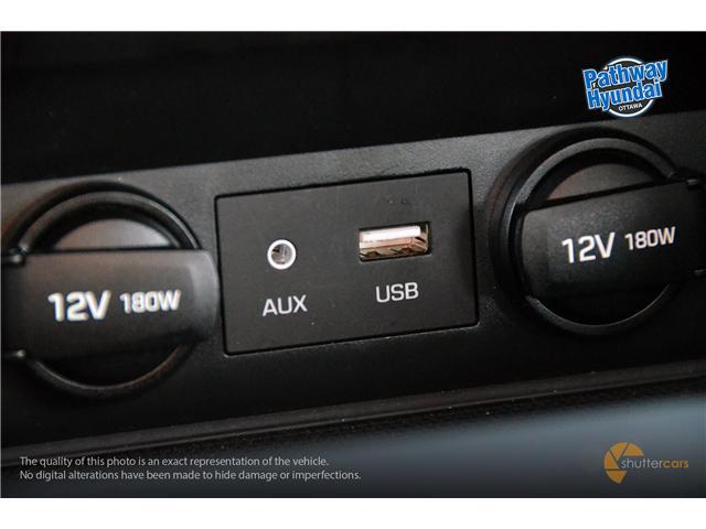 2018 Hyundai Elantra GL SE (Stk: R85119) in Ottawa - Image 16 of 20