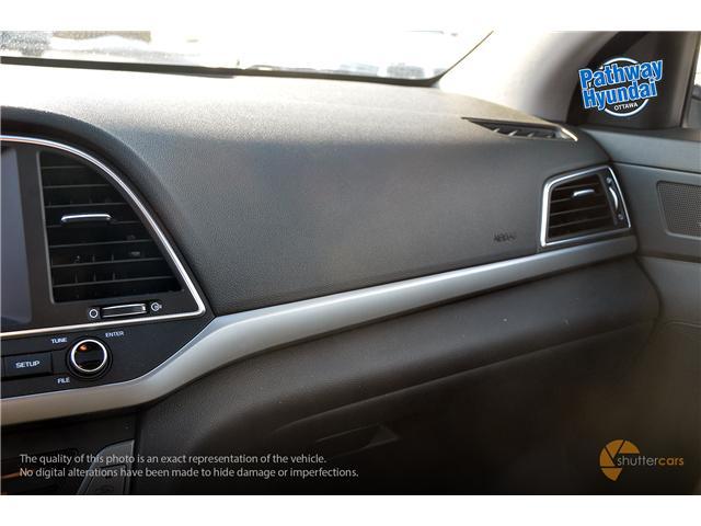 2018 Hyundai Elantra GL SE (Stk: R85119) in Ottawa - Image 17 of 20