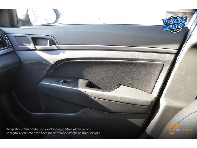 2018 Hyundai Elantra GL SE (Stk: R85119) in Ottawa - Image 18 of 20