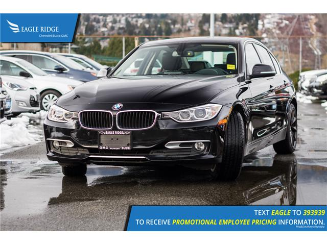 2014 BMW 320i xDrive (Stk: 141604) in Coquitlam - Image 1 of 15