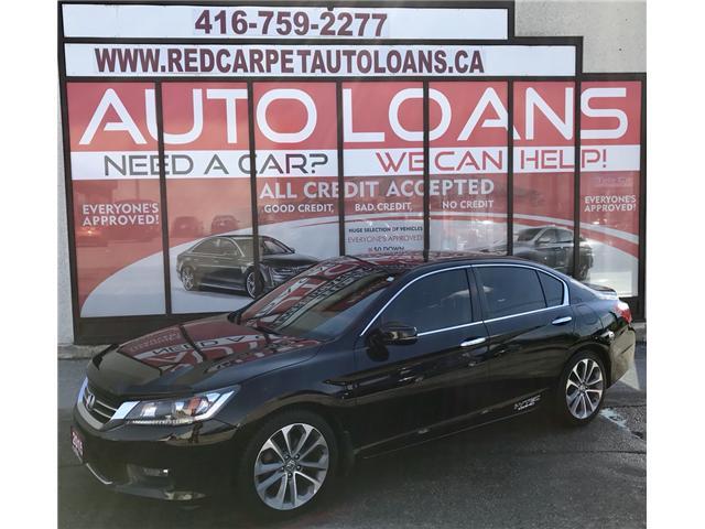 2015 Honda Accord Sport (Stk: 639) in Toronto - Image 1 of 15