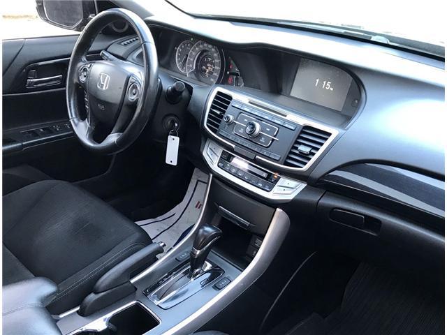 2015 Honda Accord Sport (Stk: 639) in Toronto - Image 9 of 15