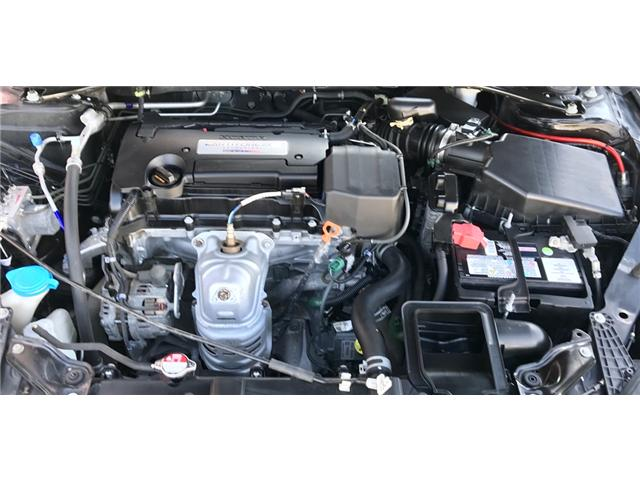 2015 Honda Accord Sport (Stk: 639) in Toronto - Image 12 of 15