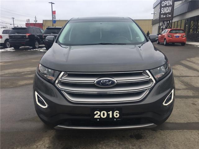 2016 Ford Edge SEL (Stk: 18781) in Sudbury - Image 2 of 14