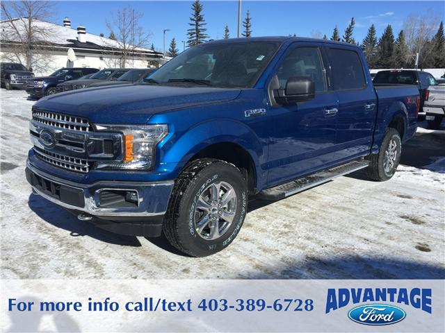 2018 Ford F-150 XLT (Stk: J-272) in Calgary - Image 1 of 5