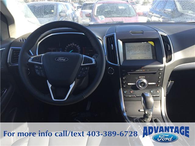 2018 Ford Edge Titanium (Stk: J-313) in Calgary - Image 4 of 6