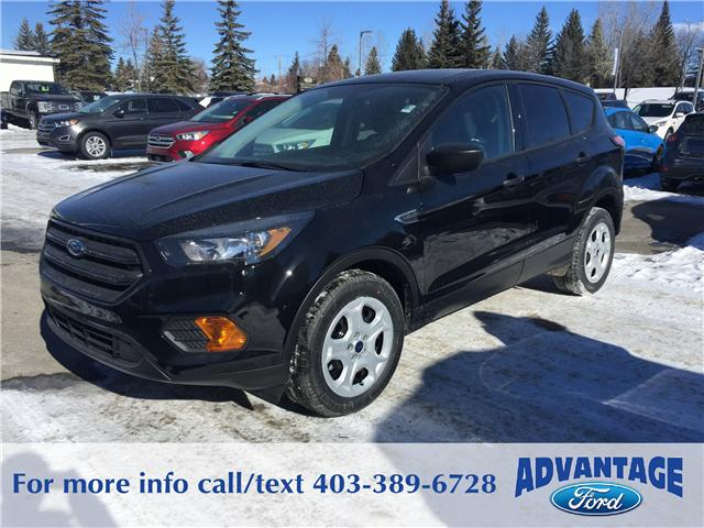2018 Ford Escape S (Stk: J-450) in Calgary - Image 1 of 5