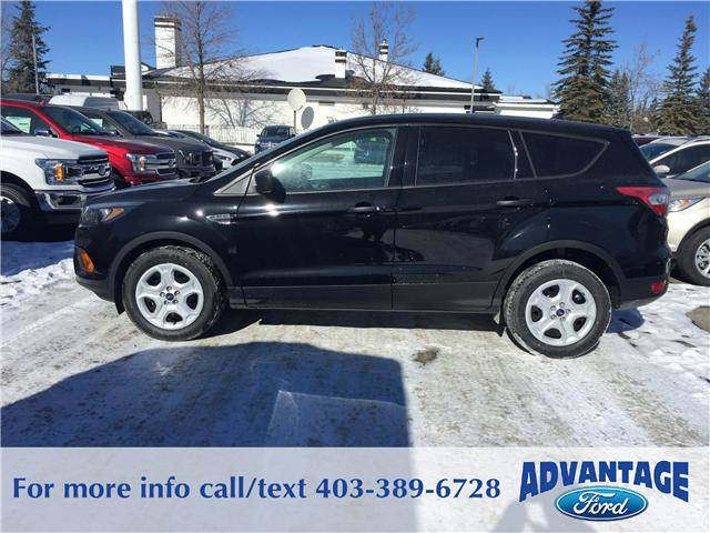 2018 Ford Escape S (Stk: J-450) in Calgary - Image 2 of 5