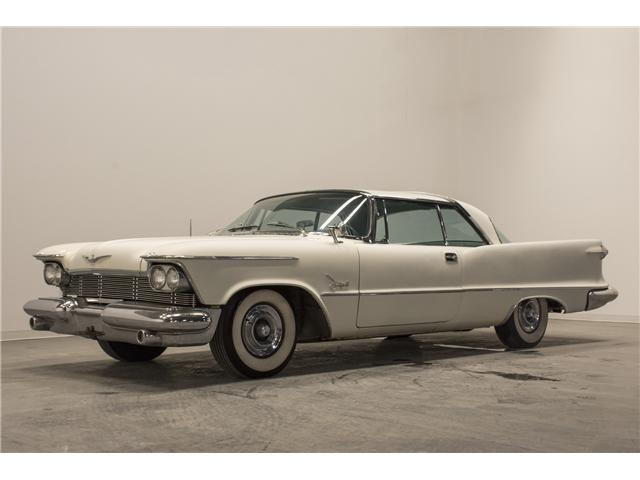 1958 Chrysler Imperial  (Stk: U7901) in Vaughan - Image 1 of 15