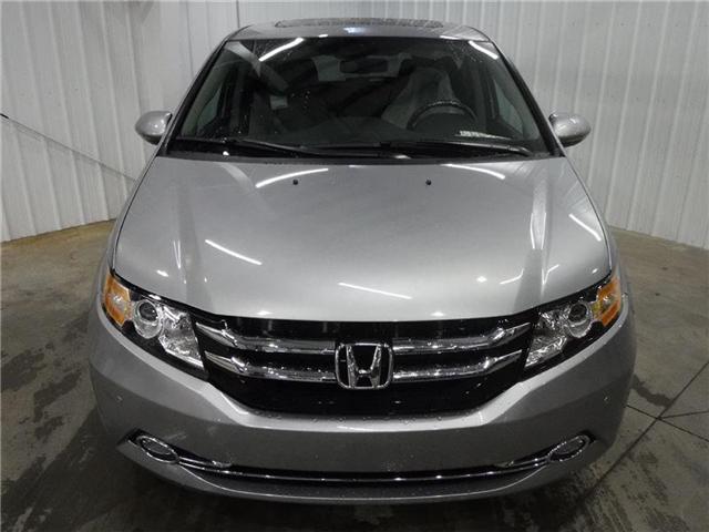 2017 Honda Odyssey Touring (Stk: 1770042) in Calgary - Image 2 of 27
