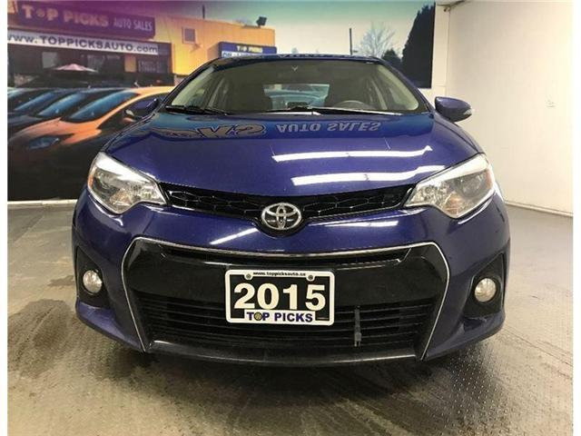 2015 Toyota Corolla S (Stk: 268260) in NORTH BAY - Image 2 of 18