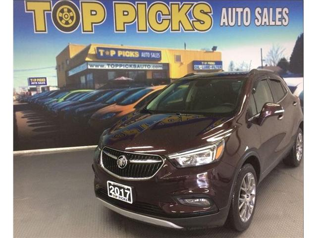 2017 Buick Encore Sport Touring (Stk: 044484) in NORTH BAY - Image 1 of 18