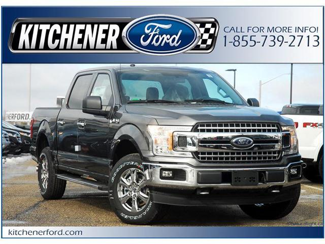 2018 Ford F-150  (Stk: 8F3660) in Kitchener - Image 1 of 3