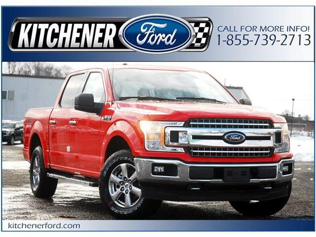 2018 Ford F-150  (Stk: 8F3770) in Kitchener - Image 1 of 5