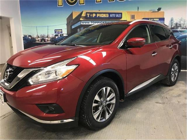 2016 Nissan Murano SL (Stk: 141467) in NORTH BAY - Image 2 of 20