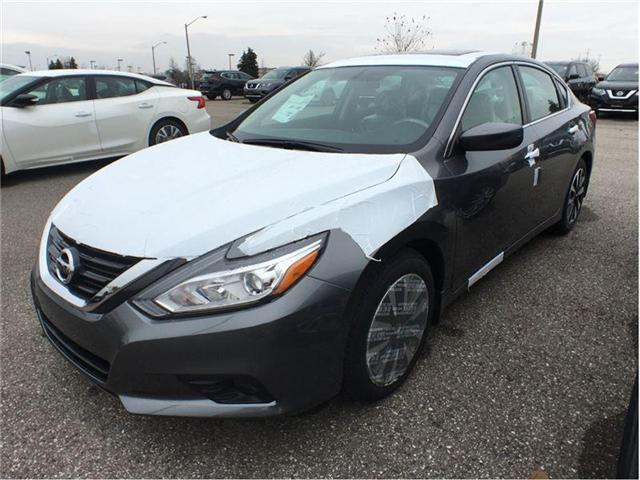 2018 Nissan Altima 2.5 SV (Stk: M9331) in Scarborough - Image 1 of 5