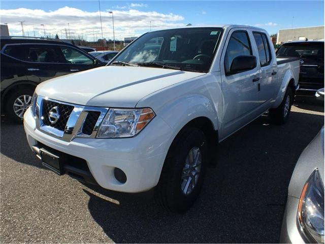 2018 Nissan Frontier SV (Stk: M9349) in Scarborough - Image 1 of 5