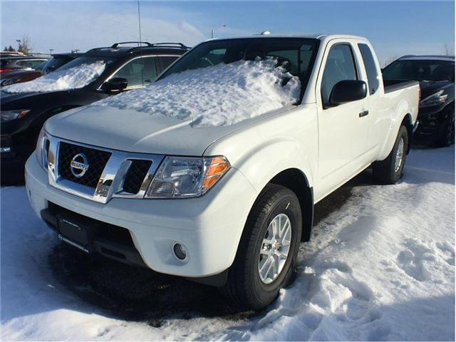 2018 Nissan Frontier SV (Stk: M9385) in Scarborough - Image 1 of 5