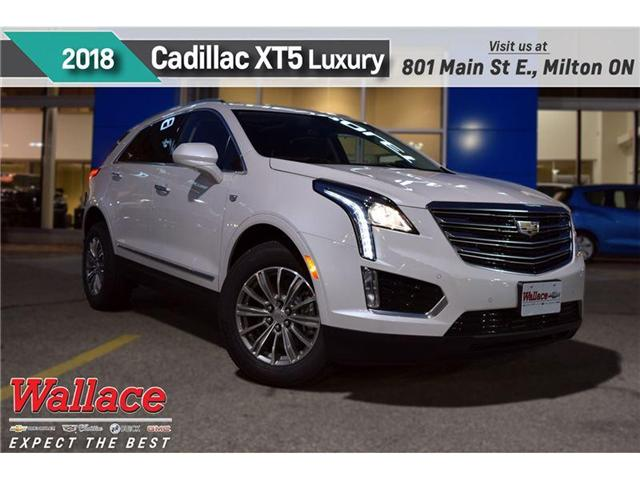 2018 Cadillac XT5 Luxury (Stk: 158891) in Milton - Image 1 of 12
