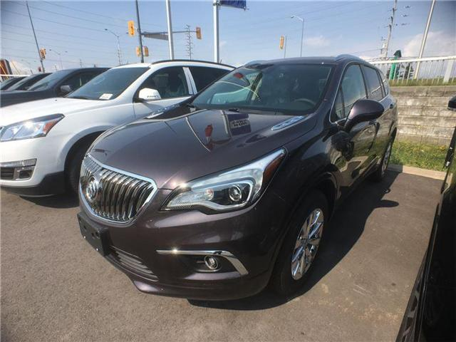 2017 Buick Envision Essence (Stk: 195984) in BRAMPTON - Image 1 of 5